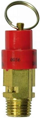 Stanley Sicherheitsventil 1 4 Zoll 10 Bar Für Kompressor Druckluft Auto