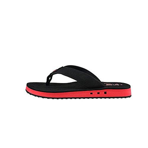cm da uomo Impermeabile Infradito 5 Sandalo in pelle antiscivolo estivi da estive uomo Nero 24 Melodycp 27 uomoCasual spiaggia Scarpe Sandali da bagnato e da f0pwPqzxH