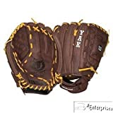 Wilson A1500FP12 Yak 12'' Youth Softball Mitt Fastpitch Infield Glove RHT