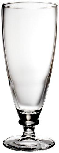 - Bormioli Rocco Amadeus Harmonia Footed Pilsner Glasses, Set of 4