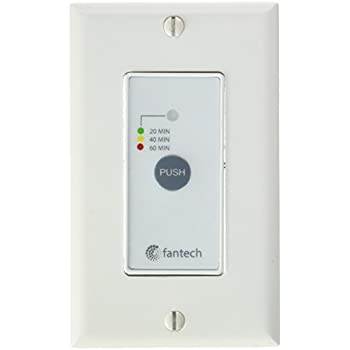 Fantech Rts3 Electronic 20 40 60 Minutes Timer Wall Timer
