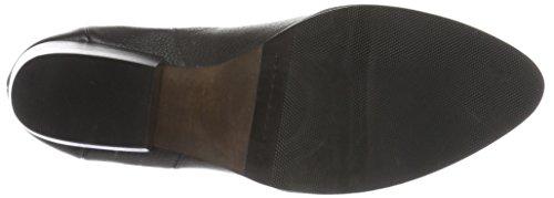 H1002x Nero Black Ankle BPrivate WoMen Boots 1nPO1Uq
