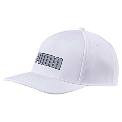 Amazon.com  Puma Golf 2018 Men s Go Time Flex Snapback Hat (Bright ... bbd21c0a15a2