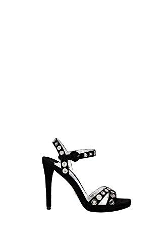 Sandalias Prada Mujer - (1X9828NERO) EU Negro