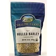 Shiloh Farms: Hulled Barley 15 Oz (6 Pack)