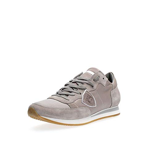 Uomo Sneakers Paris Grigio Trlu Model 5002 Philippe Tropez qngwHF6xYn