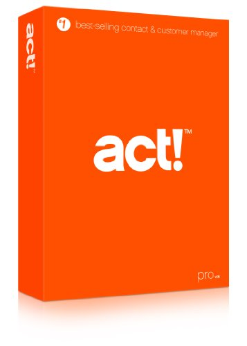 act contact management software - 2