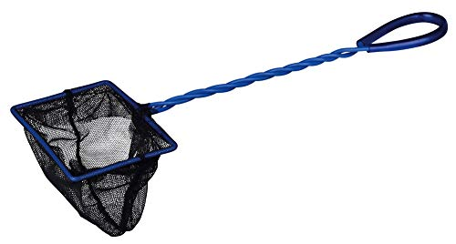 Trixie Fishing net, Green, 10 cm x 7 cm (4