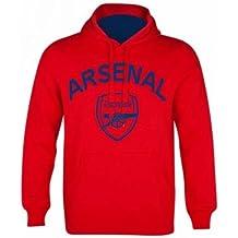 Arsenal FC Crest Hoodie