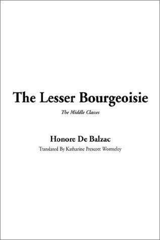 Lesser Bourgeoisie, The PDF
