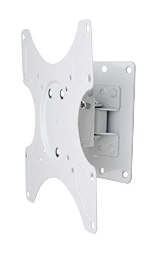 Techly Tilt & Swivel TV Wall Mount - 19-37 inch, Up to 25kg Tomauri ICA-LCD 2900B