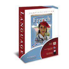 Complete French Language Tutor Software & Audio Learning CD-ROM for Windows ONLY