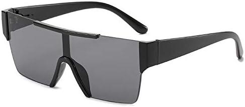 U/A Klassische Rahmensonnenbrille für Männer und Frauen