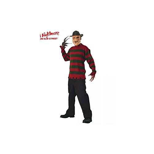 Men's (Freddy Krueger Costume Kid)