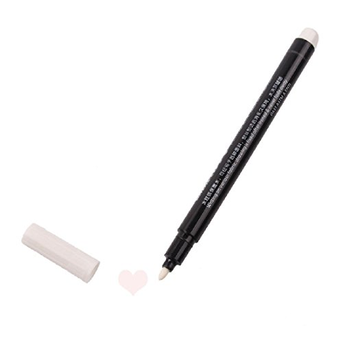Permanent Marker Pen Fabric Paint Marking Pens (Pebbles Halloween Hair)