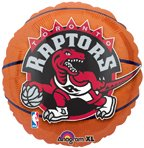 Anagram International Toronto Raptors Flat Party Balloons, 18