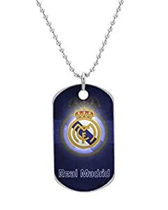 Real Madrid Football Club Team Logo ClinaAy Custom Dimensions 1.3X2.2X0.1 inches ,Comes with 30