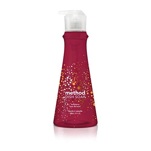 Method Hollyberry Dish Soap, 528 ML