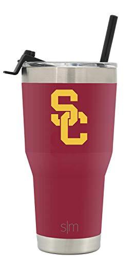 Simple Modern College 30oz Tumbler Straw USC