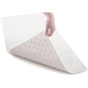 Amazon Com 18 Quot X 36 Quot Extra Long Rubber Bath Safety Mat
