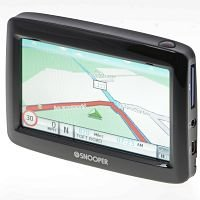 Navigation GPS SNOOPER PL1000 NOIR EUROPE 32 PAYS