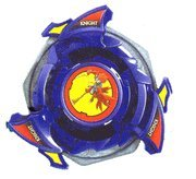 amazon com beyblade american hasbro knight dranzer combination type