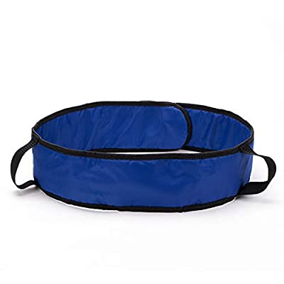 Fushida Gait Belt for Wheelchairs - Patient Transfer Support - Medical Lifting Transport Security Belt for Seniors Physical Therapy Assistance - Walking Nursing Assist Strap with Handles,FYH483