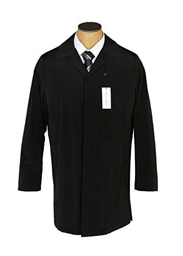 Calvin Klein Mens Park Raincoat 3/4 Length Black 36 Reg