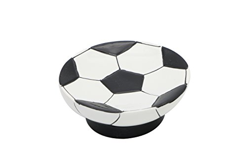 High Grade Resin 5 Pieces Bathroom Accessory Set With Soccer Fans Gift Ensemble Resin Sanitary