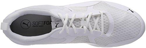 Bianco Sport Scape White per – Flex Unisex puma Essential Puma Adulto Puma White Outdoor WpPznU
