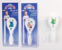 Bk Comb & Brush Size Ea Bk Comb & Brush