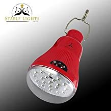 Stable Lights, Shed lights, Powerful, bright, Solar Charging Remote Controlled Lights for horse stables / sheds. No mains electricity needed.