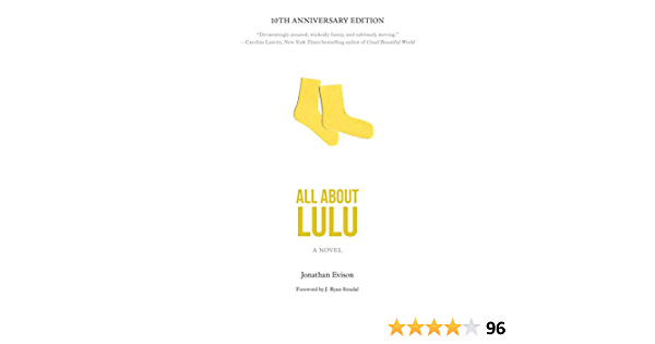 Ebook All About Lulu By Jonathan Evison