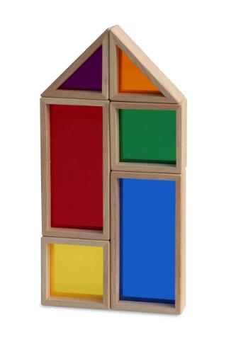 Wonderworld Rainbow Blocks by Wonderworld