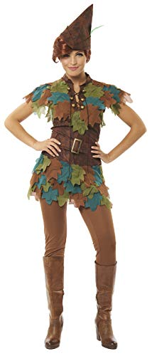 Womens Peter Pan Hook Costume Size Small 4-6