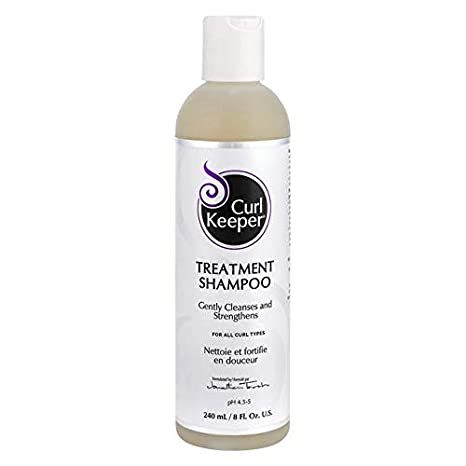 CURLY HAIR SOLUTIONS - Treatment Shampoo (8 Ounce / 240 Milliliter)