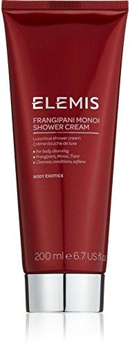 Monoi Shower (ELEMIS Frangipani Monoi Shower Cream - Luxurious Shower Cream, 6.7 fl. oz.)