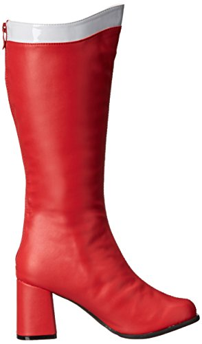 Boot 300 Womens Ellie Shoes Red White Super Ellie Shoes F1vy6y