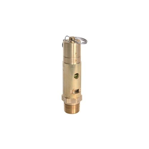 400 Degree F Temperature Range 1 5.35 Height 1 Midwest Control SRH580-10-140 ASME Hard Seat Safety Valve 5.35 Height -65 Degree F 140 psi