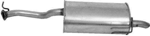 (Walker 54563 Quiet-Flow Stainless Steel Muffler Assembly )