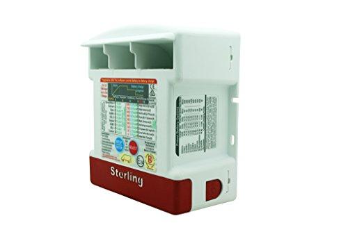 Vessel Sterling (Sterling BB1260-12 Volt, 60 Amps - Pro Batt Ultra Battery to Battery Charger)