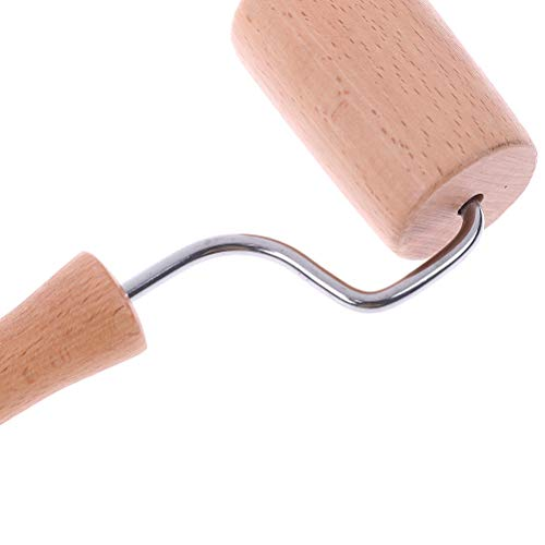 IYSHOUGONG 2 Pack 5D Diamond Painting Tools Wooden Roller for Diamond Painting Rhinestone Embroidery, Craft Clay, Ceramic & Pottery Clay