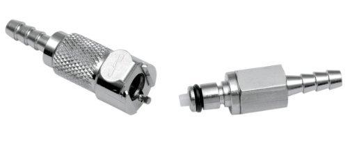 Goodridge In-Line Fuel Quick Disconnect Coupling - 3/16in. MCD03V