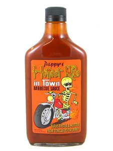 Pappy's Hottest Ride In Town BBQ Sauce (3 Pack)