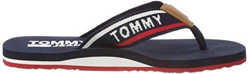 Hommes De Jean Bleu 406 Tongs Tommy De Tommy Les Nuit Bleu Plage Sandales marine x54XpY5qw