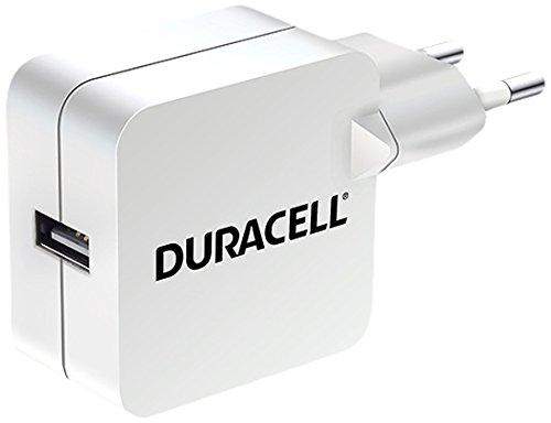DURACELL 2.4A USB PHONE/TABLET CHARGER 5055190170588 DRACUSB2W-EU 10_0K1B344