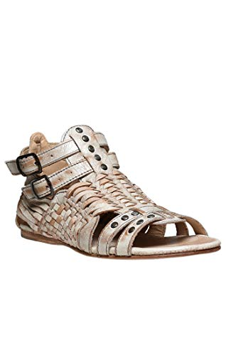 - Bed|Stu Women's Claire Leather Sandal (8.5 M US, Nectar Lux)