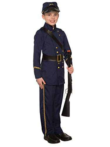 Boys Civil War Costume (Forum Novelties Boy's Civil War Soldier Costume,)