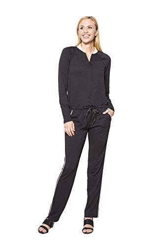 "LA Relaxed ""The Jumpsuit - Black - L"