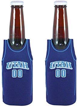 - Kolder NBA Utah Jazz Bottle Jersey, One Size, Multicolor
